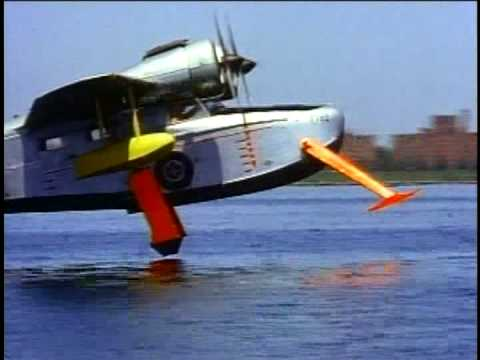 Seaplane History -Goose