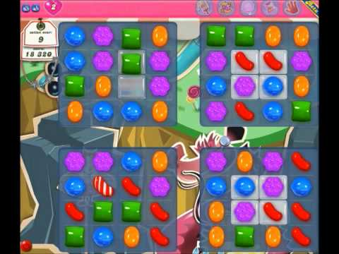 How To Beat Candy Crush Saga Level 33 Like A Pro | How To Make & Do