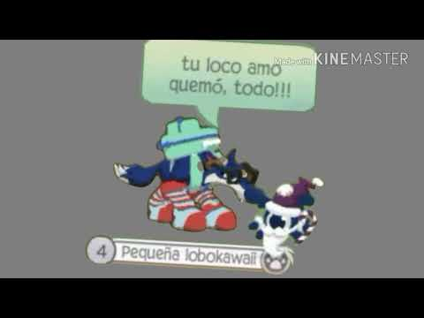 /// Bad blood (spanish versión) Animal jam ///
