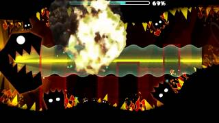 EPIC FEATURED! Geometry Dash [2.0] - The Magma Caverns by Nasgubb - GuitarHeroStyles