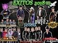 MEJORES CORRIDOS 2019   2018 Mix Pa Pistear LO MAS NUEVO (DISCO COMPLETO)