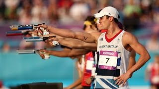 LIVE Modern Pentathlon World Cup II - Men's Laser Run - USA