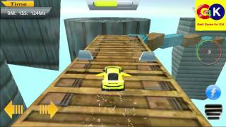 Impossible Track Car Simulator ♣ Android GamePlay ♣ Game for Kid 720p