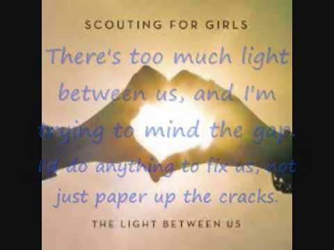 Scouting For Girls - The Light Between Us with lyrics
