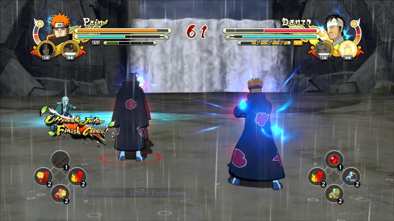 Naruto shippuden: ultimate ninja storm 3 full burst (2013) pc