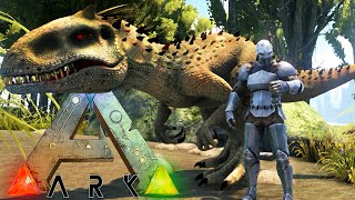 Ark Survival Evolved - EPIC INDOMINUS NEMESIS BREEDING, TAMING - Modded Survival Ep73 (Ark Gameplay)