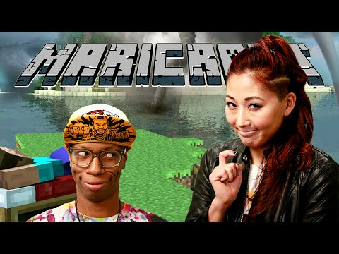 TORNADOES BLOW US (Maricraft)