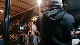 MOTION RANGERS -PDKT LIVE at Retro caffe tangerang