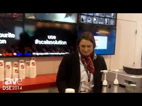 DSE 2014: Scala Presents Its Connected Solutions for Coffee