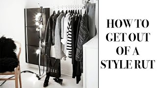 Get out a Style Rut and feel inspired by your wardrobe again (Minimal Style) | Mademoiselle