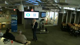 Dell Learning Series at Capital Factory- Matt Wolken