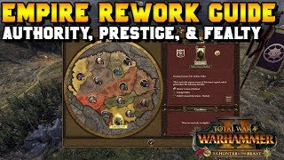 Empire Rework Guide: Imperial Authority, Prestige & Fealty | the Hunter and the Beast DLC