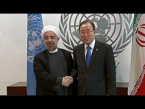 The UN rescinds Iran's invitation to the Geneva 2 peace talks