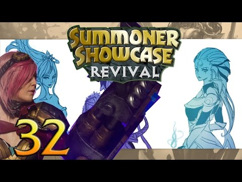 Best Vi Cosplay Ever And Killer Ghost Bride Morgana - Summoner Showcase Revival 7-25-14 video