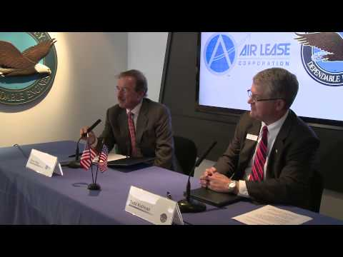 Commercial Engines ALC neo deal ceremony signing