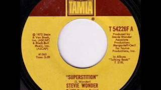 Stevie Wonder Superstition Todd Terje Edit