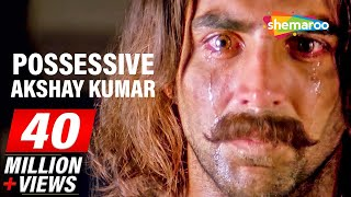 Akshay Kumar Love For His Son | Jaanwar | Karisma Kapoor | Shilpa Shetty | Action Movie