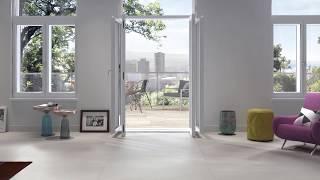 Built - Cocrete effect porcelain stoneware tiles
