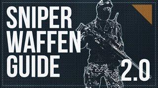 Battlefield 4 Sniper Waffen Guide 2.0 - Die besten Präzisionsgewehre (BF4 Gameplay/Tutorial)