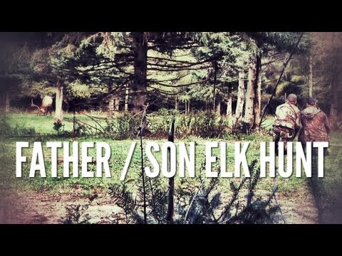 Father-Son Spot and Stalk | Elk Bow Hunting