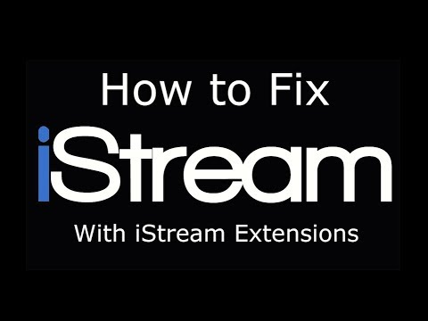 How to Fix iStream on XBMC / Kodi Using iStream Extensions