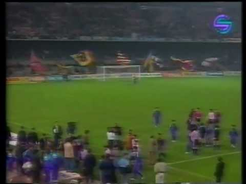 Fc Barcelona - Athletic Bilbao 2-1  1992-1993