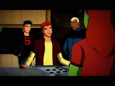 Young Justice Funny