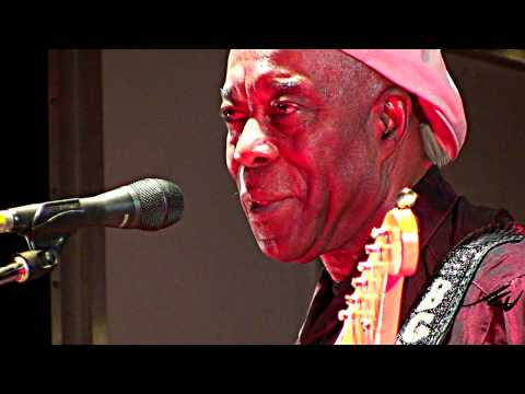 BUDDY GUY 2010 [HD] ~ Hoochie Coochie Man - Live Vernon Music Videos