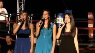 The National Anthem, by The Cimorelli Sisters