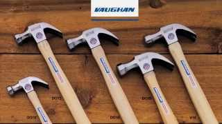 How a VAUGHAN Claw Hammer is made - BRANDMADE.TV