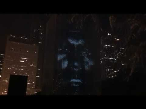 "Kanye West ""New Slaves"" @ Millennium Park, Chicago"