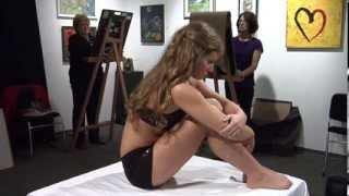 Live Model Art Class