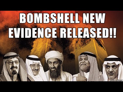 BOOM: NEW EVIDENCE RELEASED ABOUT 9/11 & SAUDI ARABIA!