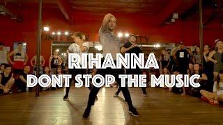 Rihanna Don 39 T Stop The Music Hamilton Evans Choreography