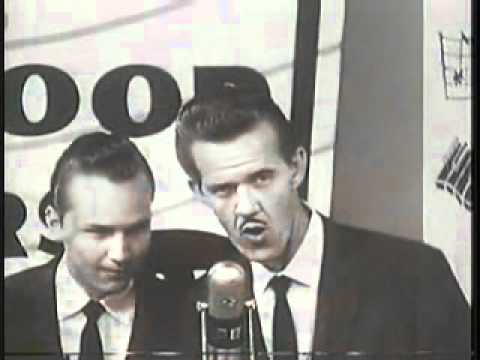 Blackwood Brothers Quartet 1955 - WONDERFUL LOVE.wmv