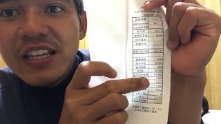 Gaji Kerja Magang di Jepang ( Blak-blakan nunjukin slip gaji)