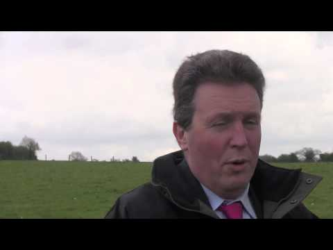 NFU vice president on bovine TB and the badger cull