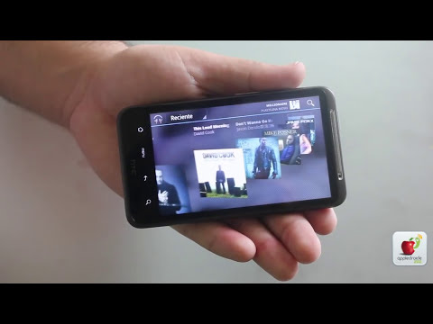 Instala el reproductor de música de android 4.0 en tu equipo
