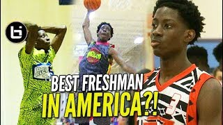 The BEST 9th GRADER IN AMERICA! Terrence Clarke Has The JUICE!