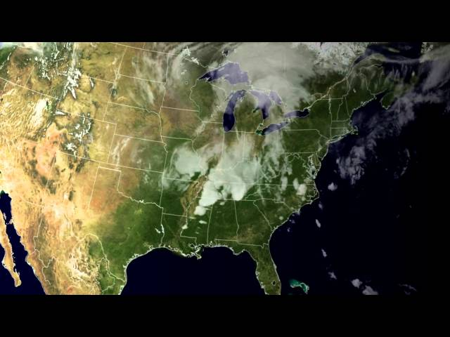 Major Tornado Outbreak Impacts Southeast U.S. - April 26, 2011