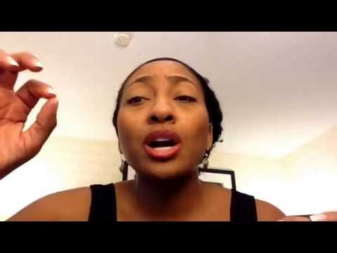 Lalah Hathaway something Scat Challenge!! video