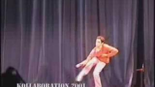 Robot Dance Kollaboration 2001