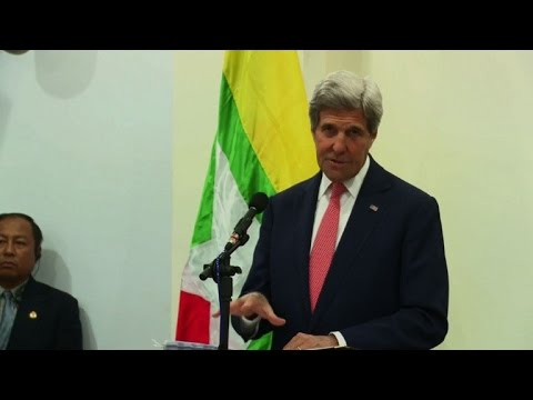 Taliban chief targeted by drones was 'threat': Kerry