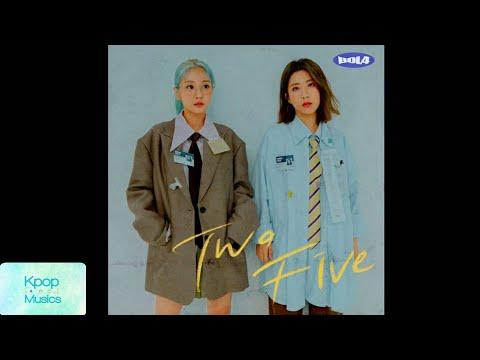 Download BOL4 볼빨간 사춘기 - 25'The 5th Mini Album'Two Five Mp4 baru