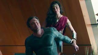 Bruce Wayne & Diana Prince | Justice League