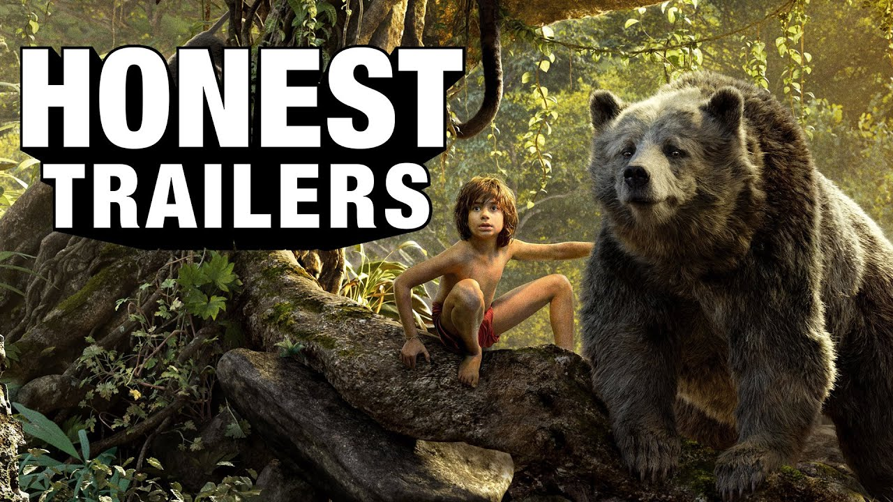 [Honest Trailer Time For The Jungle Book] Video