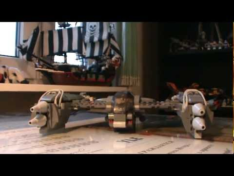 Lego star wars 7673 magnaguard starfighter review