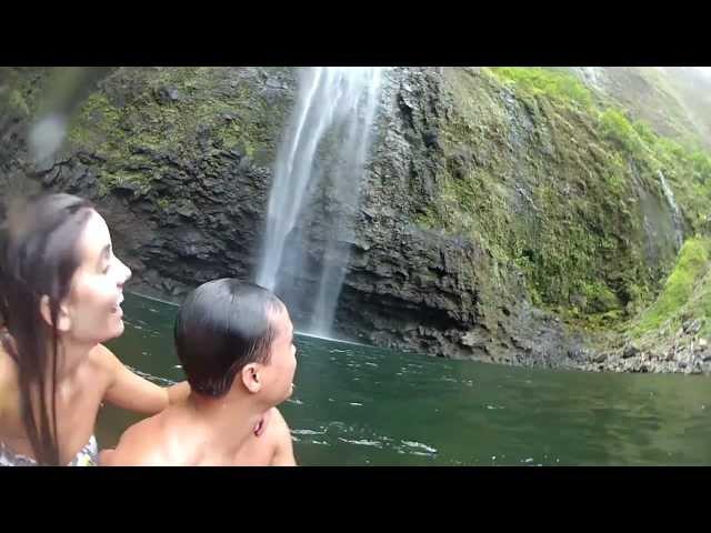 Kauai, Hawaii | Na Pali Coast | Hanakapiai Falls Hike