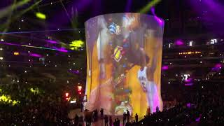 Los Angeles Lakers versus Phoenix Suns Starting Line-Ups