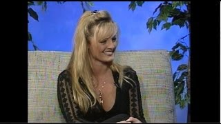 """Around The Town Live,"" Guest Heidi Lynn, Penthouse Pet"